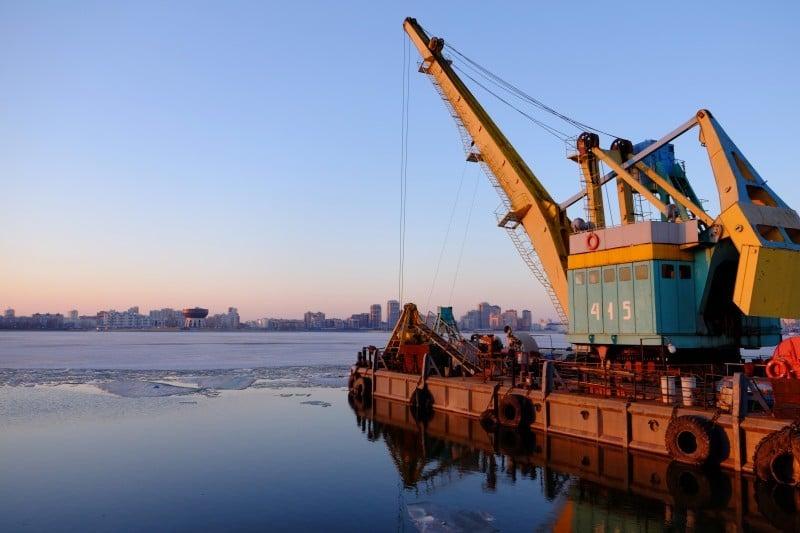 crane-industrial